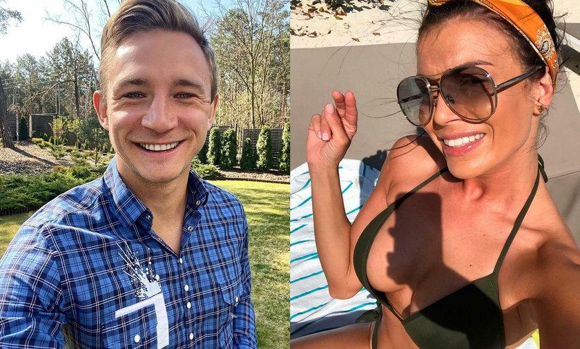 Jakub Rzeźniczak i Magdalena Stępień