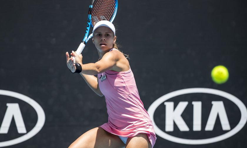 TENNIS: JAN 21 Australian Open