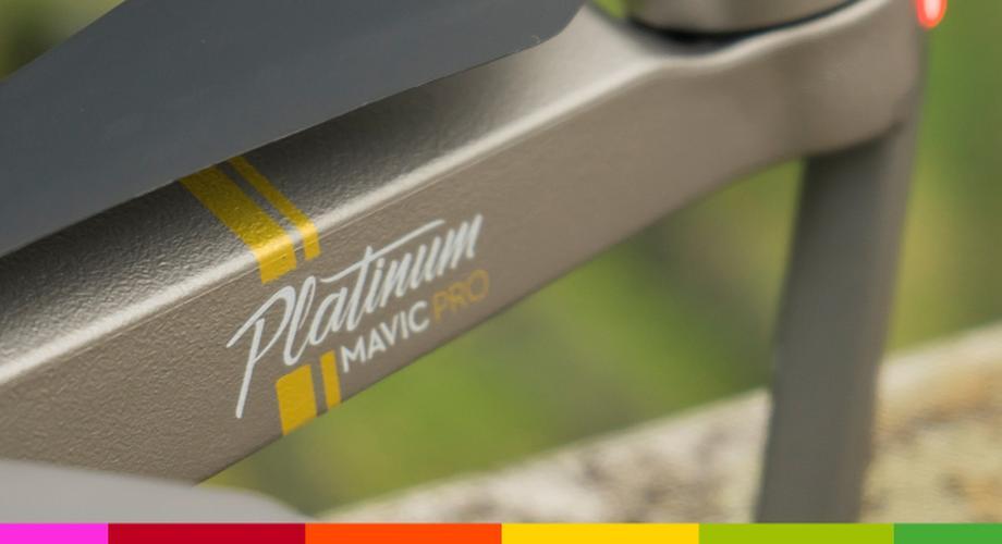 Hands-on: Mavic Pro Platinum und Phantom 4 Pro Obsidian