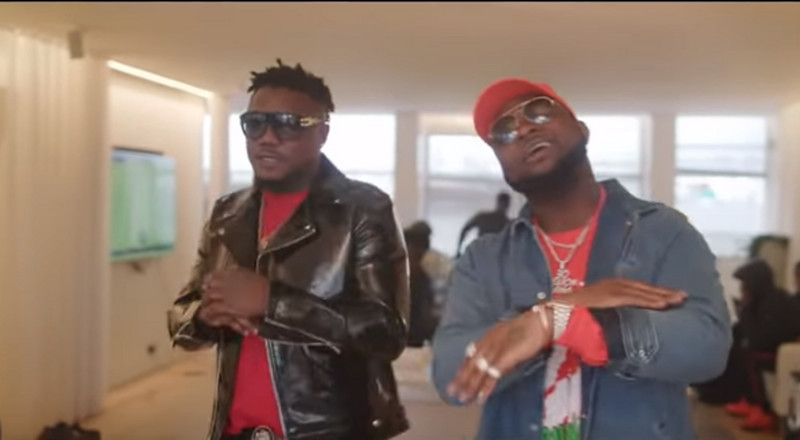 CDQ - 'Entertainer' feat Davido [Official Video]