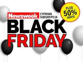 Black Friday z Newsweekiem