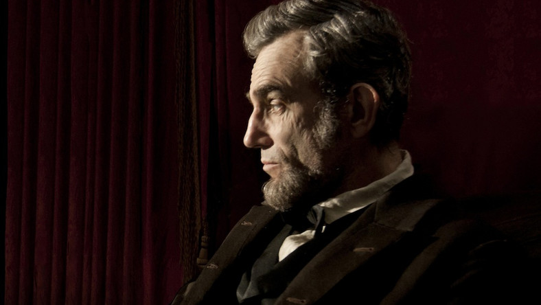 Daniel Day-Lewis jako Abraham Lincoln