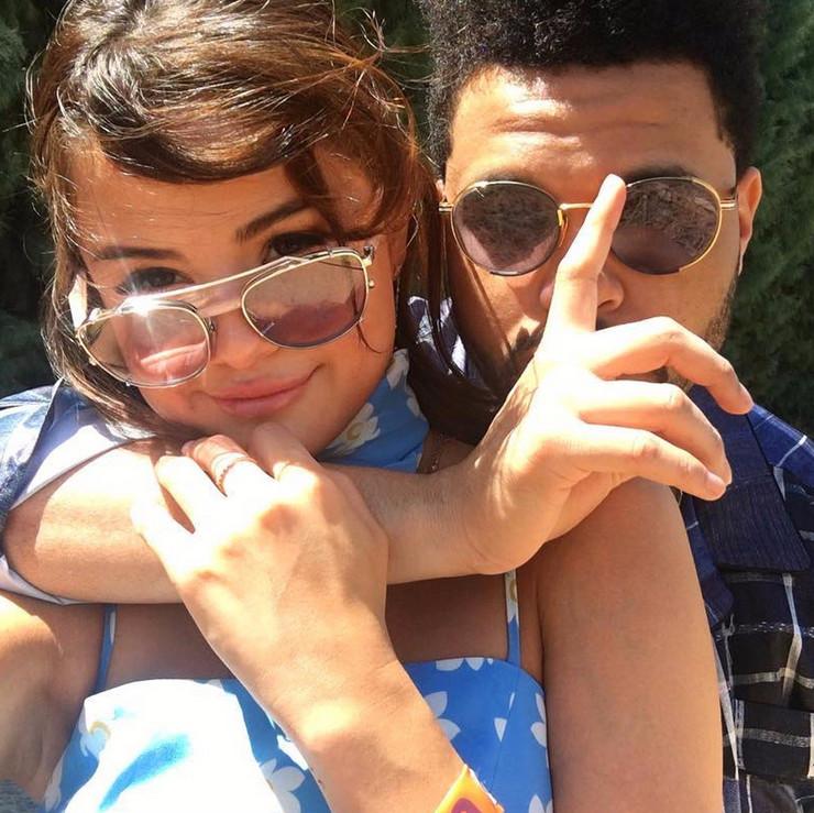 Selena-Gomez-Weeknd-Instagram-Photos
