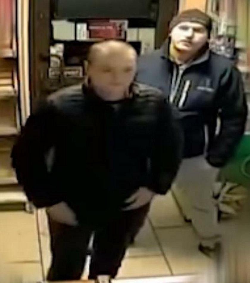 Tych mężczyzn poszukuje policja. Poznajesz ich?