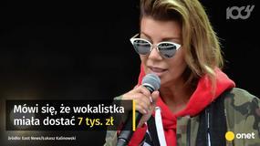 Górniak odmówiła występu w Buffo. Józefowicz komentuje