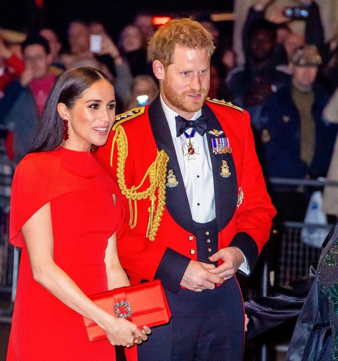 Ljubav Megan Markl i princa Harija