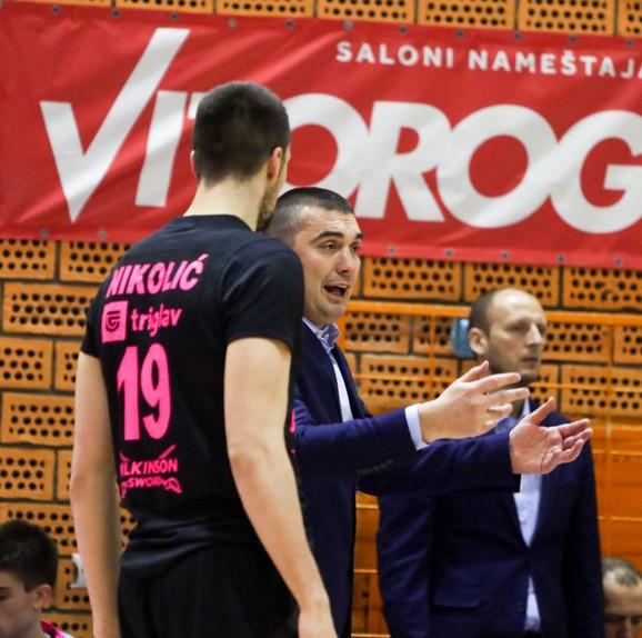 Zoran Nikolić i Dejan Milojević