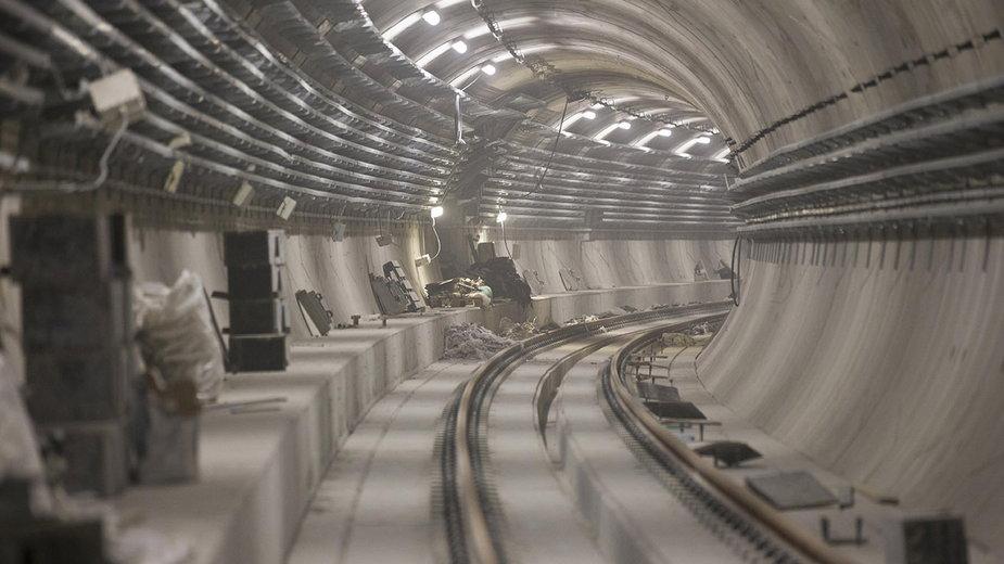 Rozpoczyna się pierwszy etap budowy III linii podziemnej kolei w Warszawie (zdjęcie poglądowe - tak wyglądała budowa II linii metra)