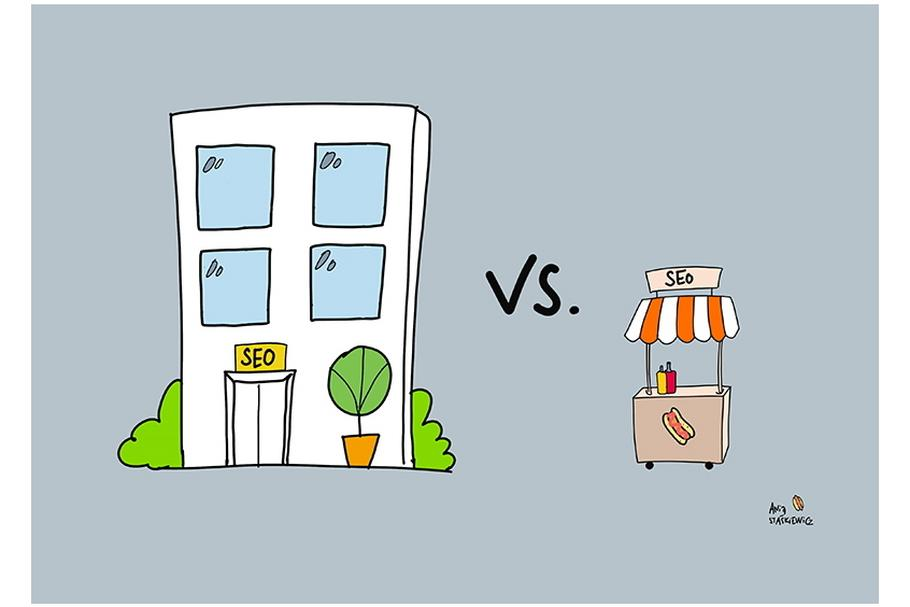 How to choose SEO agencies