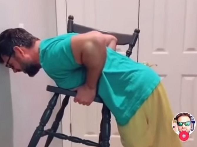 Izazov sa stolicom