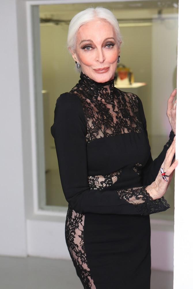Prelepa Karmen ima već 88 godina!