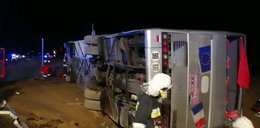 Tragiczny wypadek na Dolnym Śląsku. Wracali ze świątecznego jarmarku