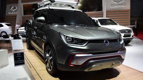 SsangYong XIV - nowy konkurent na rynku SUV-ów