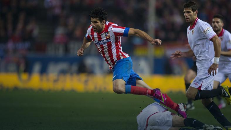 Atletico Madryt - Sevilla