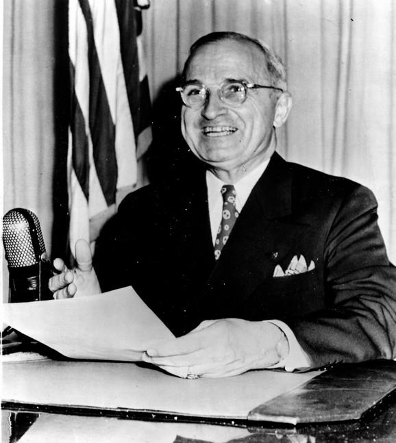 Da li će Trampu uspeti ono što nije Hariju Trumanu?