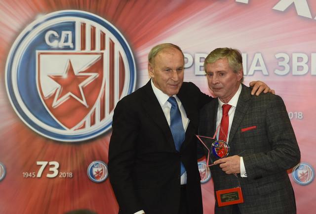 Zvezdine legende: Dragan Džajić i Vladimir Petrović Pižon