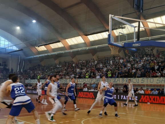 KK Novi Pazar, KK Partizan