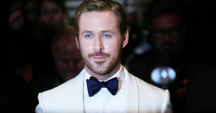 Na zdjęciu amerykański aktor Ryan Gosling