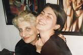 Isidora Bjelica sa sestrom Tanjom
