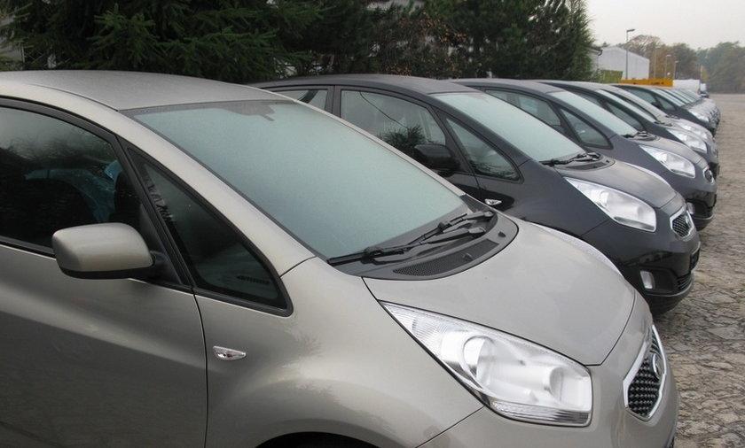 Nowe samochody