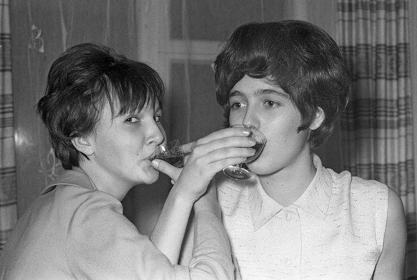 Studencka imprezka. Tak wyglądała w 1967