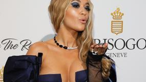 Uwodzicielska Rita Ora w Cannes