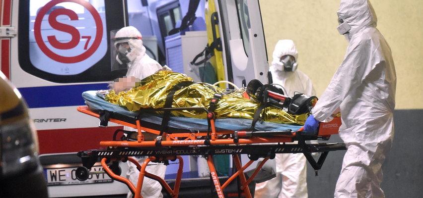 Czwarta fala pandemii przybiera na sile. Znów wzrost zakażeń i zgonów. Niepokojące dane z resortu zdrowia