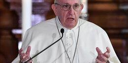 Szokujące zachowanie polskiego księdza. Nie słucha papieża Franciszka?