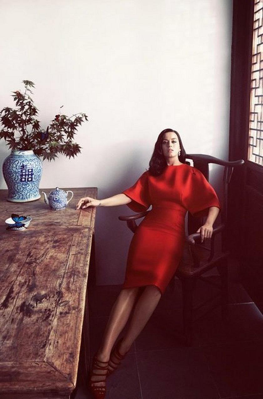"""Katy Perry w """"Harper's Bazaar"""""""