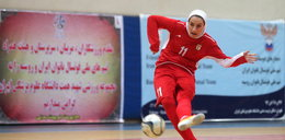 Piłkarka z Iranu nie pojechała na turniej, bo zabronił jej mąż
