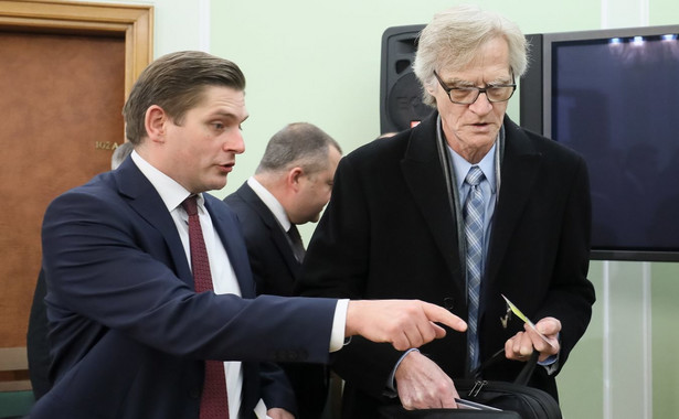 Kazimierz Nowaczyk (po prawej)