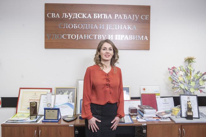 Brankica Janković, poverenica za zaštitu ravnopravnosti