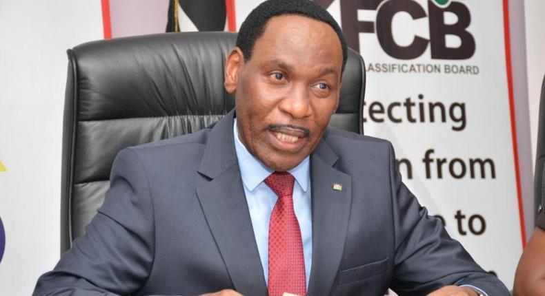 Dr Ezekiel Mutua is the Chief Executive Officer of KFCB