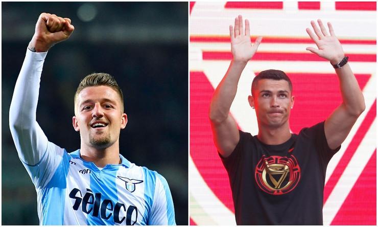 Sergej, Ronaldo