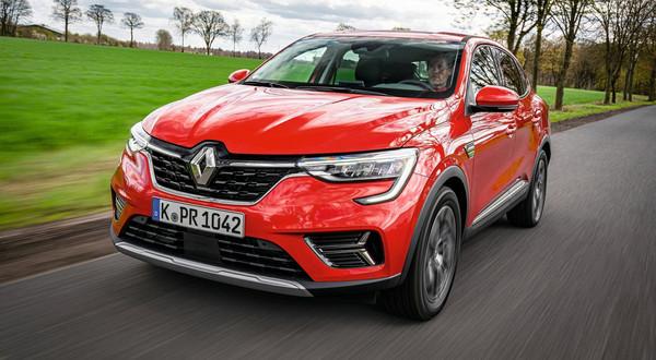 Renault Arkana - wysoka kultura dla każdego