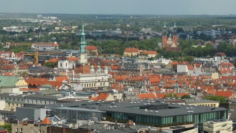 Każdego roku marsz w Poznaniu gromadzi 4-5 tys. osób