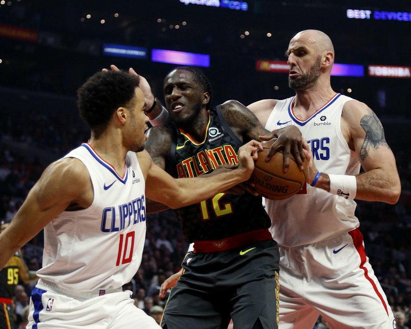 – Mówi się, że NBA polega na kozłowaniu piłki, bieganiu od kosz do kosza – opowiadał Gortat.