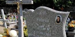 Ten widok rozdziera serce. Magda spoczęła tuż obok pierwszej ofiary swojego oprawcy