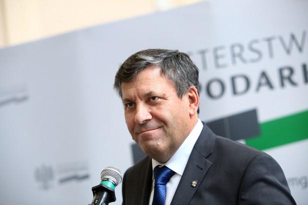 Janusz Piechociński.