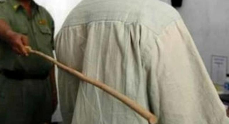 Man gets 80 strokes of cane for denying paternity of 6th son. (Vanguard)