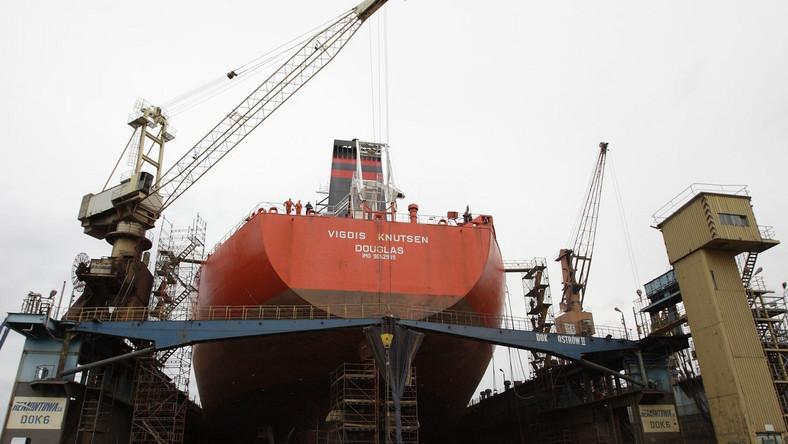 Umorzono śledztwo w sprawie afery stoczniowej