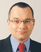 Mikołaj Pietrzak dziekan warszawskiej ORA