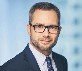 Przemysław Furlepa, wiceprezes BNP Paribas Bank Polska