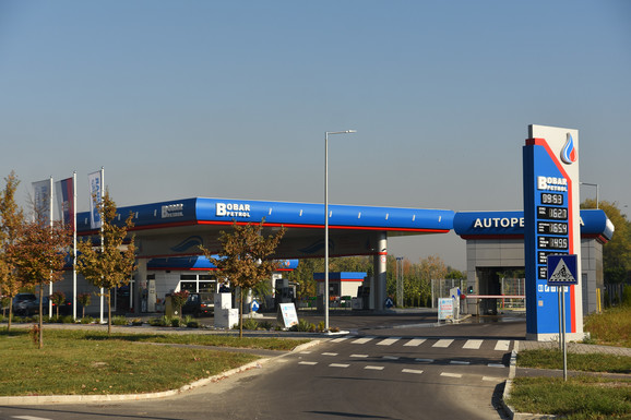 Bobar Petrol- Novi Sad