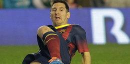 Szok! Messi nie zagra przez...