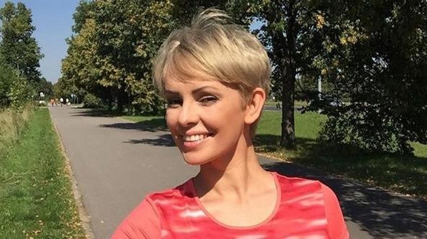 Dorota Gardias Przefarbowała Się Na Blond
