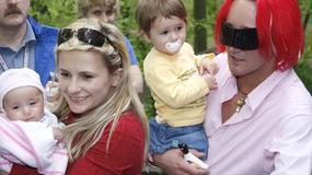 Michał Wiśniewski pochwalił się najmłodszą córeczką. Jak teraz wygląda Vivienne?
