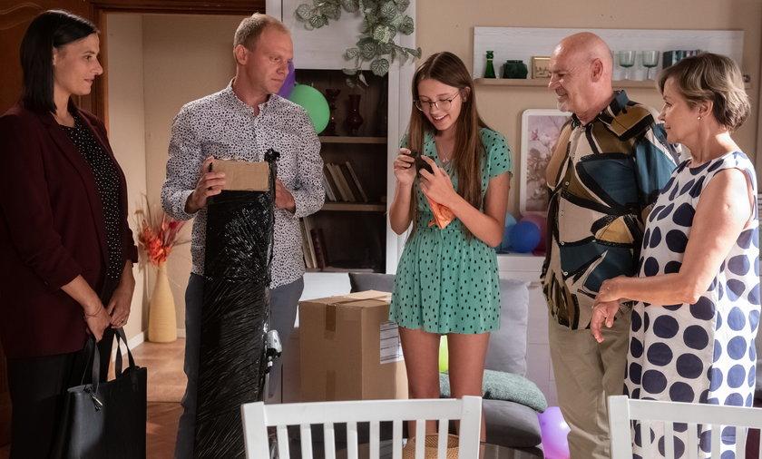"""W odc. 3152. """"Na Wspólnej"""", który TVN wyemituje 6 stycznia, dojdzie do dramatycznych scen."""