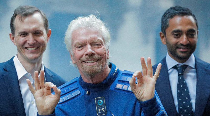 Virgin Galactic rockets 22% after Tesla investor Ark reveals it will launch a space-themed ETF