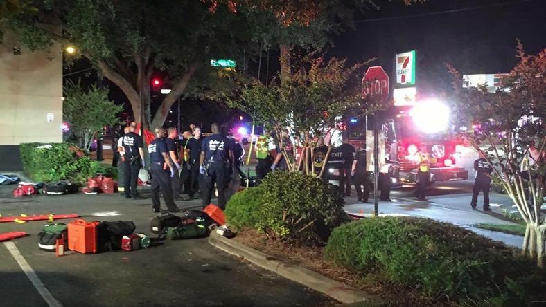 USA ORLANDO SHOOTING (shooting at Pulse Nightclub in Orlando)